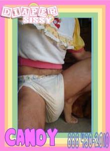diaper sissy