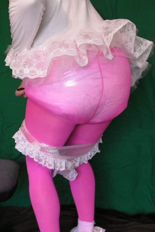 sissified, sissification, diapered sissy